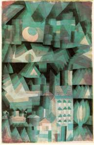 "Paul Klee, ""Dream City,"" 1921"