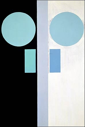 Gary Hume, Door Painting (for more information, click the image)