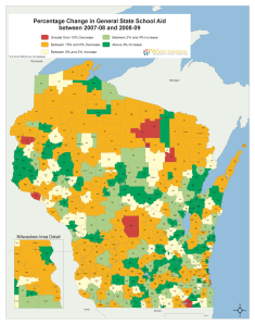 From the Wisconsin Department of Public Instruction (click on image for pdf).  2009-10 will look even worse.