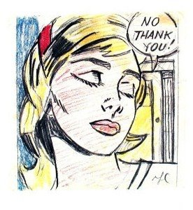 roy-lichtenstein-no-thank-you